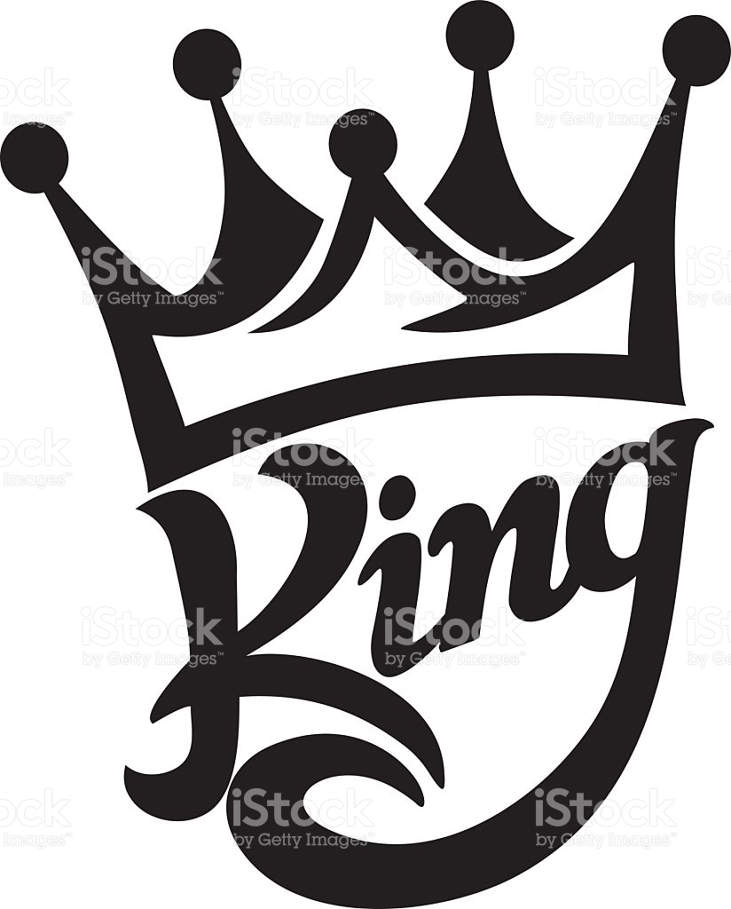 824x1024 Crown King Clip Art