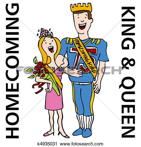 450x470 King And Queen Crown Clip Art