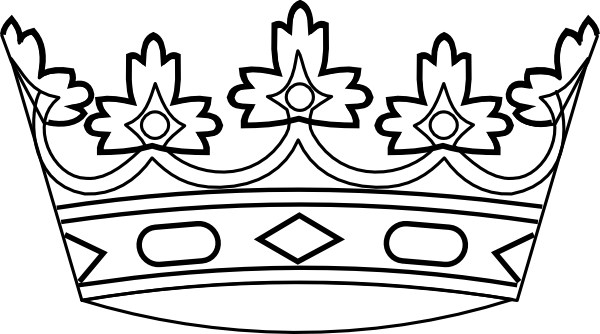 600x334 Best Black And White Crown