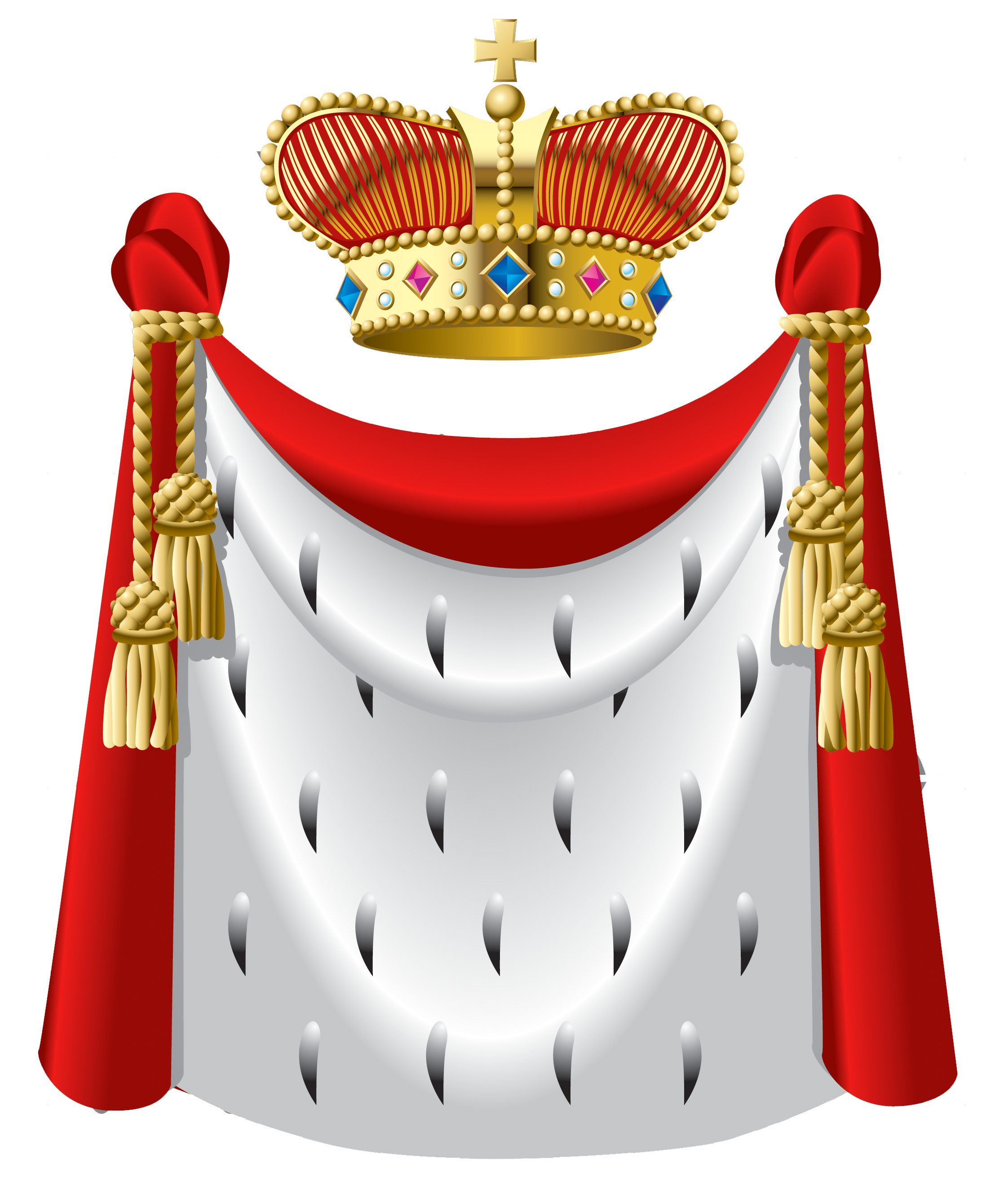 2244x2659 King Crown And Cape Png Clipartu200b Gallery Yopriceville