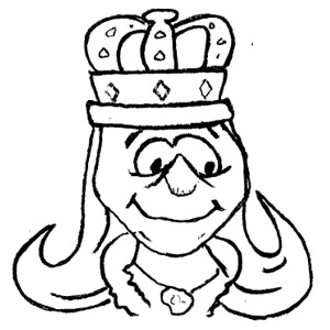 300x300 King Clipart Black And White Clipart Panda