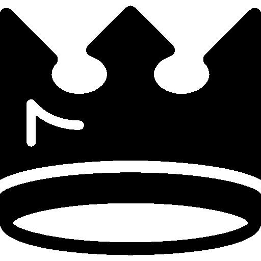 512x512 King Crown
