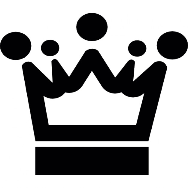 626x626 King Crown Icons Free Download