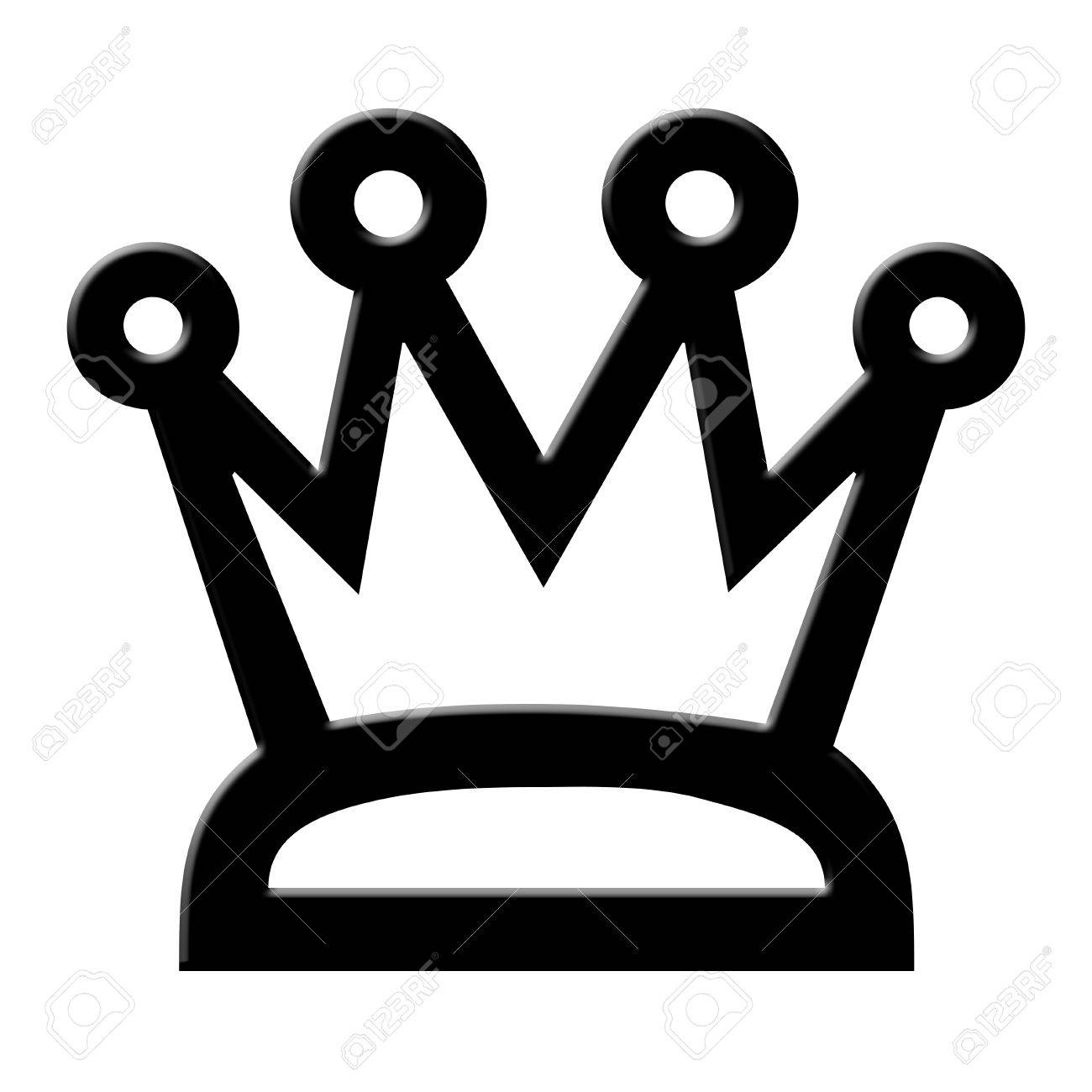 1300x1300 Kings Crown Illustration Stock Photo, Picture And Royalty Free