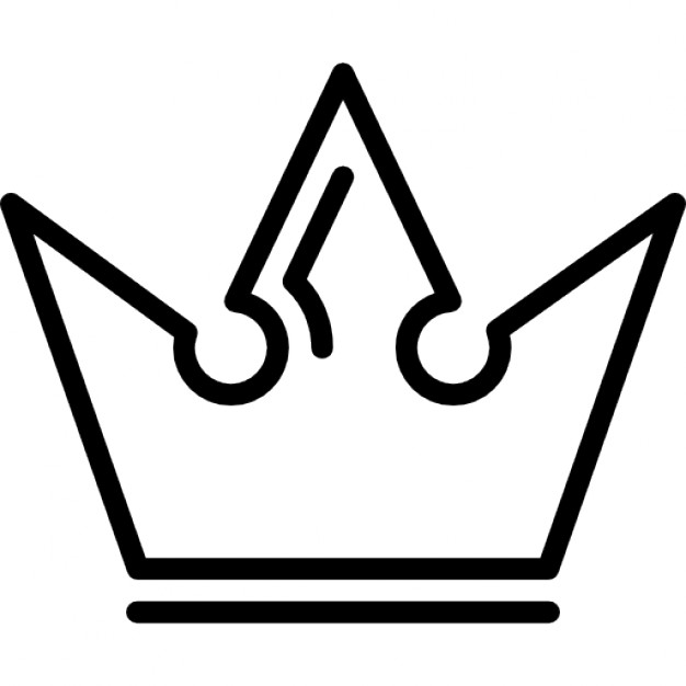 626x626 Royal Crown Of A King Icons Free Download