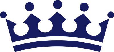 400x181 King Crown Clipart Png