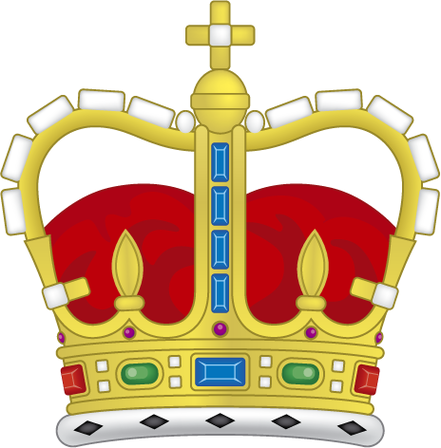 441x448 King Crown Clip Art Clipart Free To Use Resource