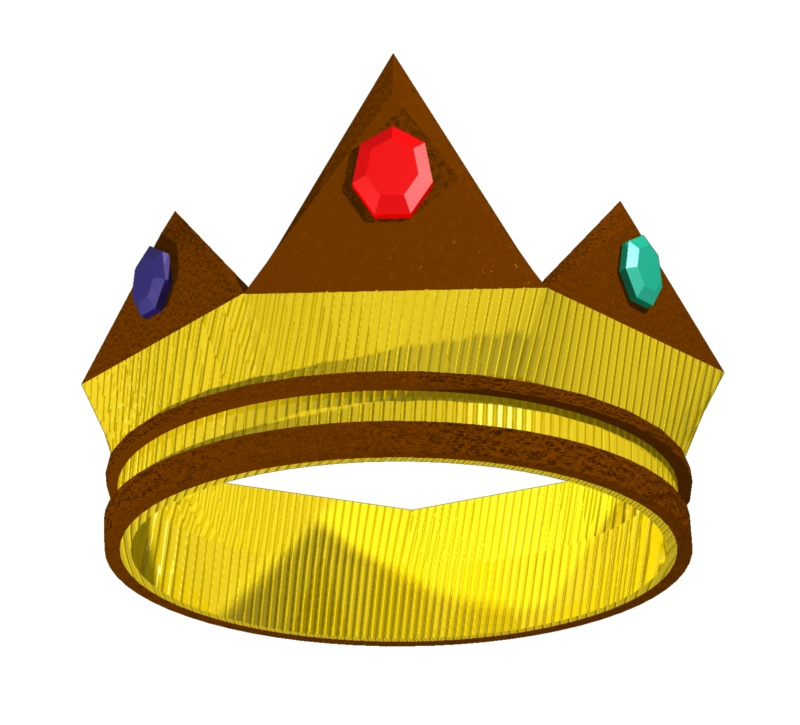 800x725 King For The Day Crown Clipart