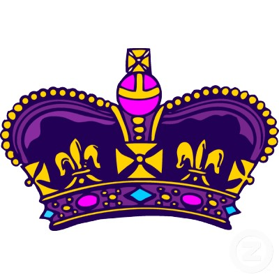 400x400 Homecoming King Crown Clipart