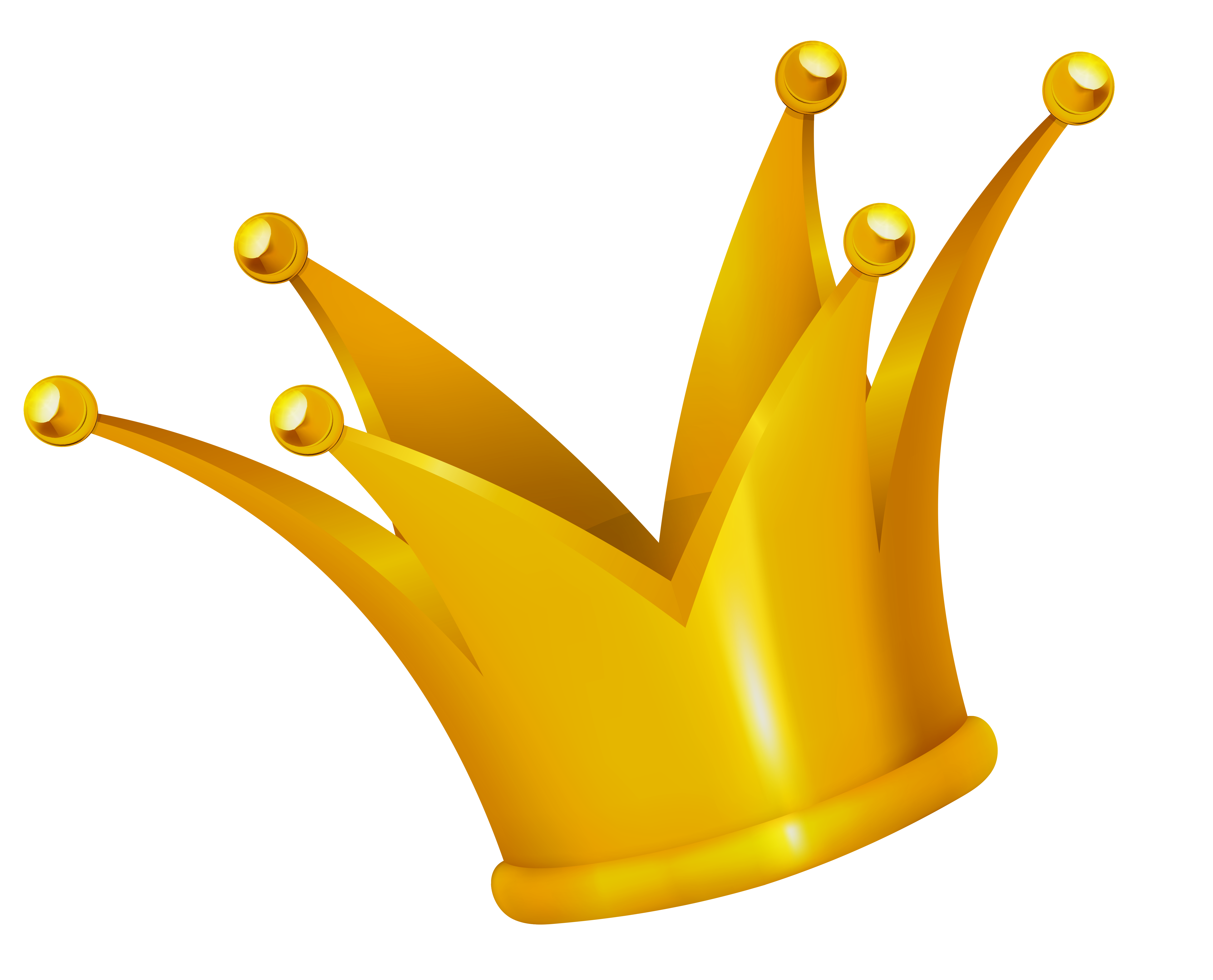 5098x4120 King Crown Clipart