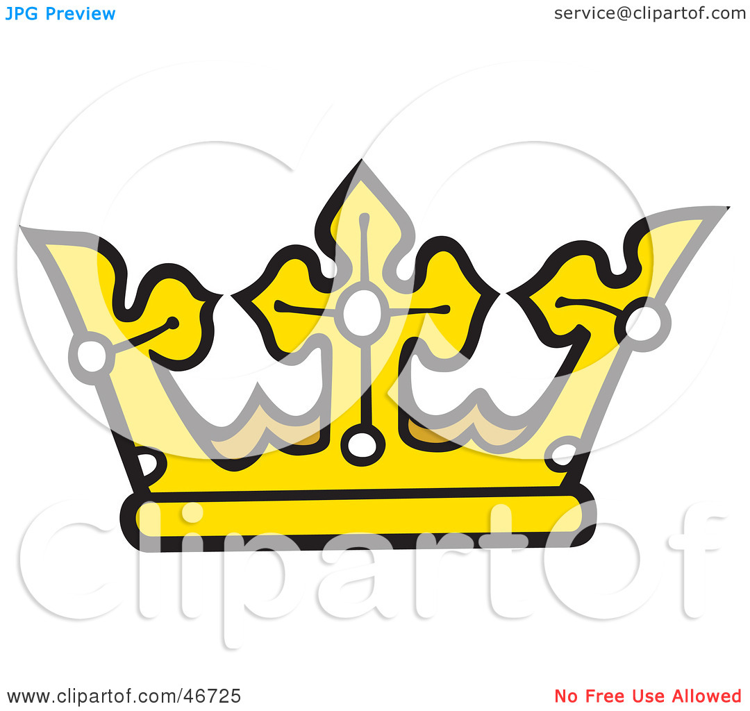 1080x1024 Cross And Crown Clipart