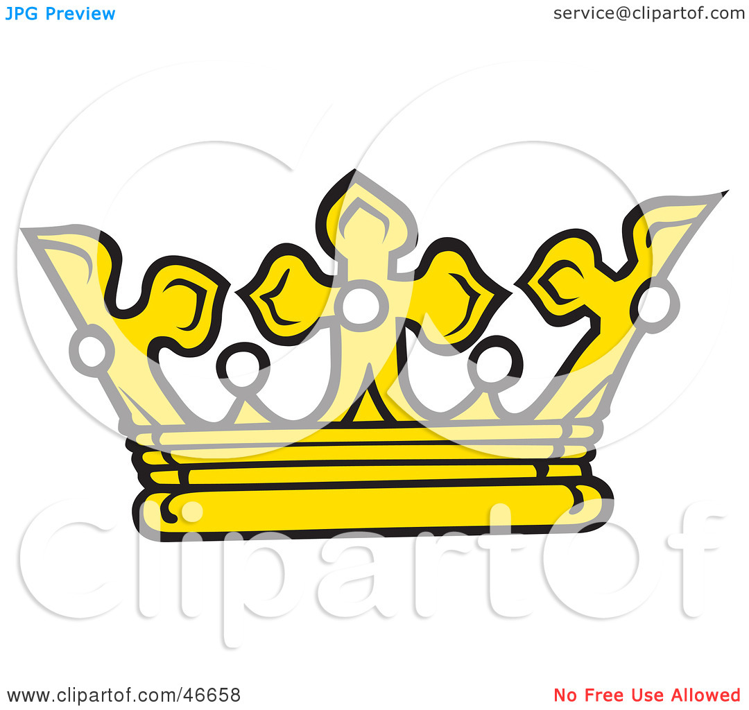 1080x1024 King Crown Clipart Illustration Of A Kings Crown With Crosses