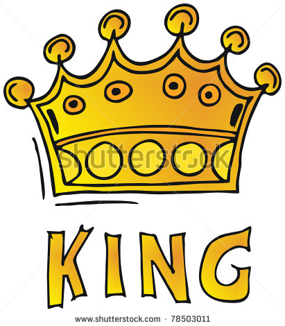 411x470 King Crown Stock Photo King S Crown