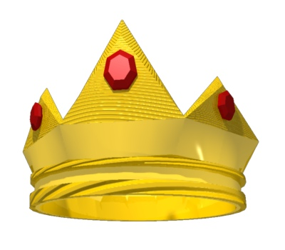 400x350 Redistribution Clipart Crown 1