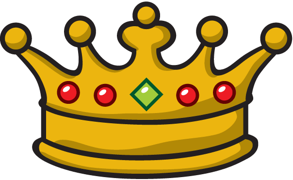 604x371 Crown Clipart King Hat