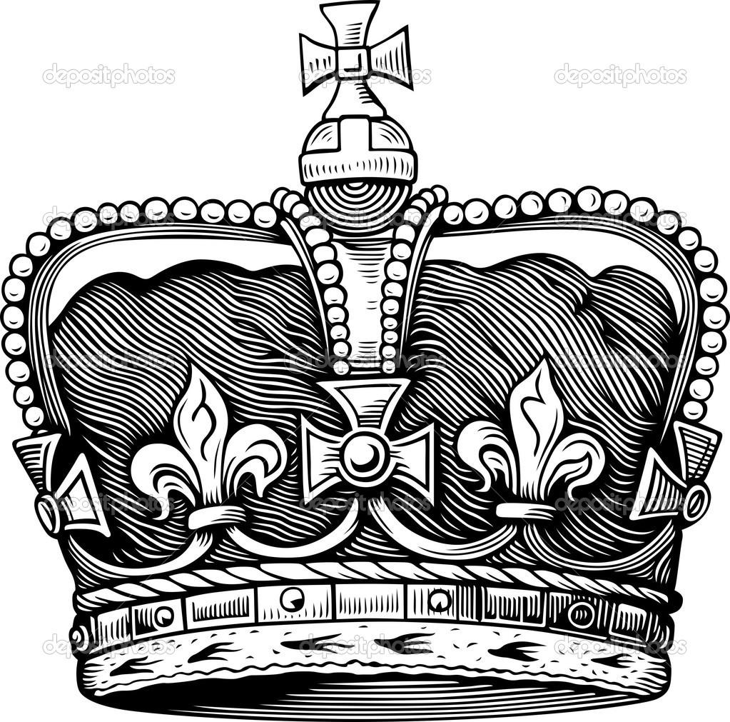 1023x1011 Drawn Crown Artistic