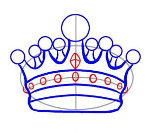 302x269 How To Draw A Crown Tips Amp Tidbits Artdrawingpainting