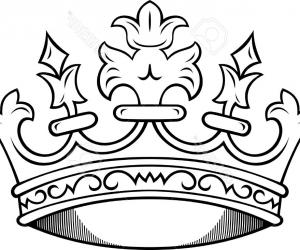 300x250 King And Queen Crown Shirts Vector Art Graphics, Clip Art