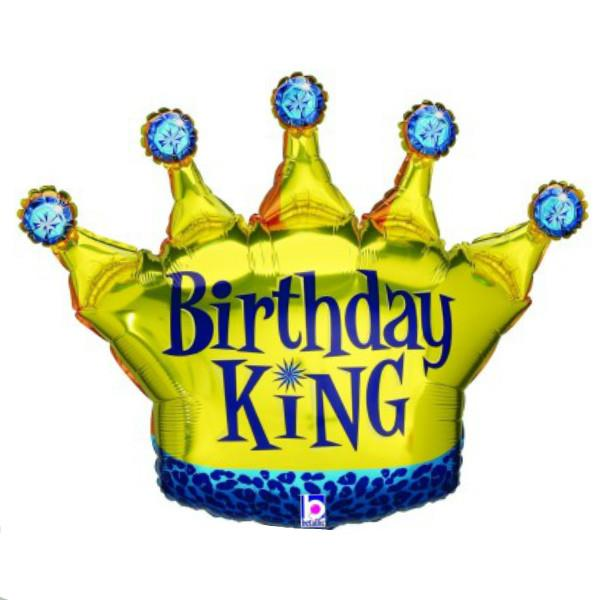600x600 Free Shipping Birthday King Crown Sup (End 342017 415 Pm)