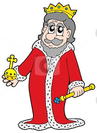 329x450 Free Clipart King