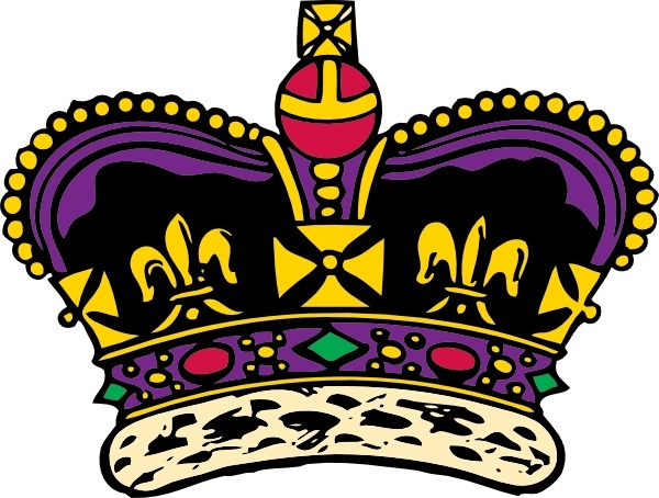 600x454 Clothing King Crown Clip Art Free Vector In Open Office Drawing