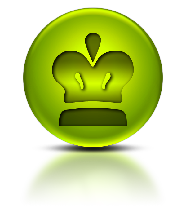 600x700 King Crown (Crowns) Icon