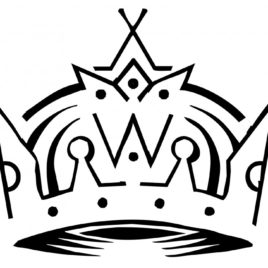 268x268 King Crown Coloring Page Kids Drawing And Coloring Pages