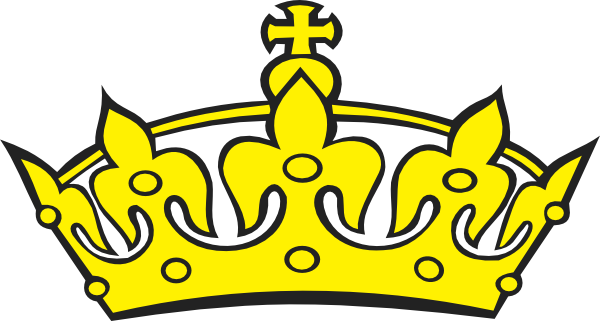 600x321 Crown 2 Clip Art