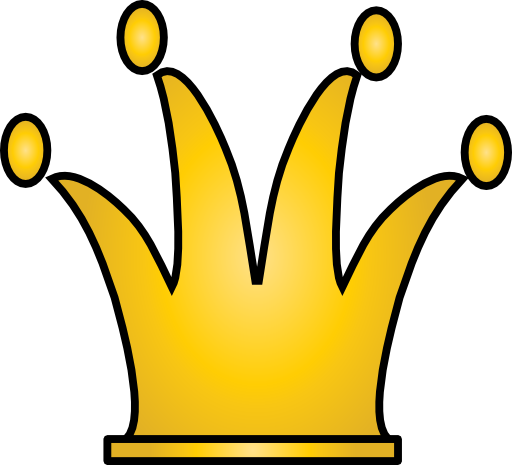 512x465 King Crown Clip Art Black And White
