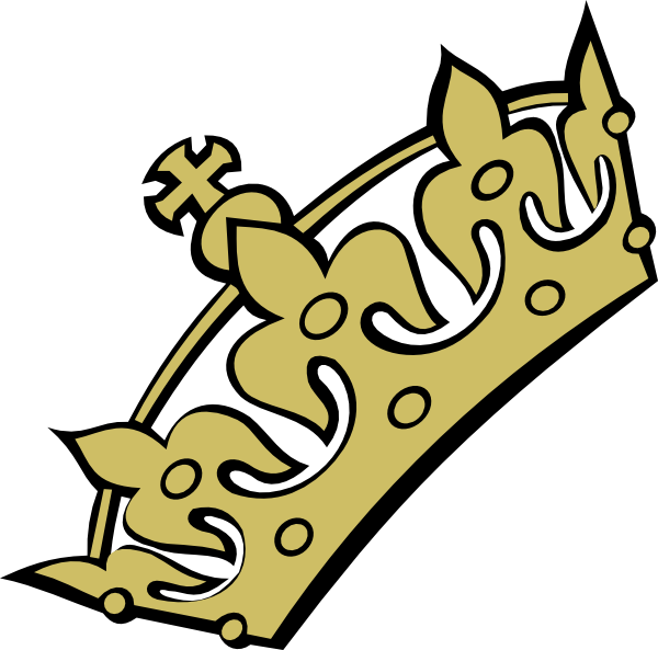 600x593 Royal Crown Clipart
