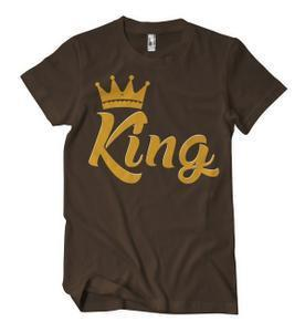 276x300 King Andor Queen Couples T Shirt Izzy Amp Liv