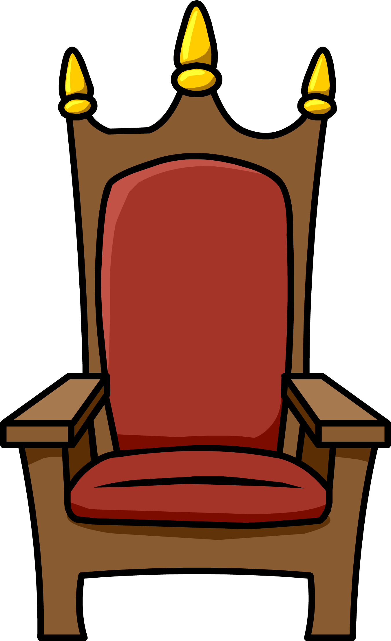 1350x2215 Throne Clipart King'S