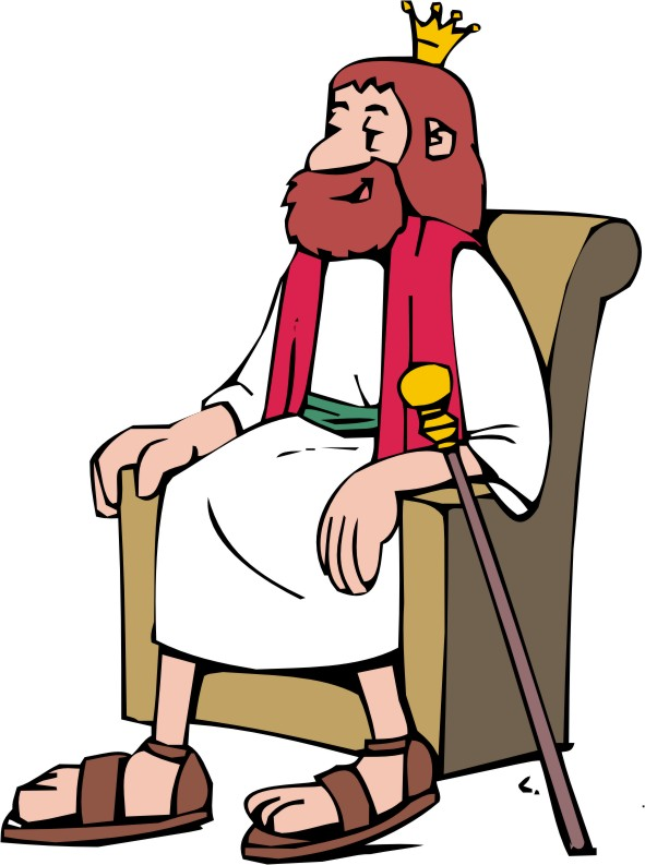 591x793 Clipart King On Throne 2