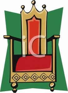 219x300 Queen Clipart Throne Cartoon