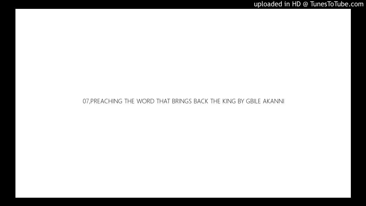 King Word