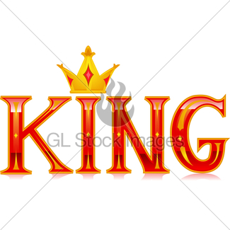 325x325 Cartoon Of Boy Who Is King With A Crown Gl Stock Images