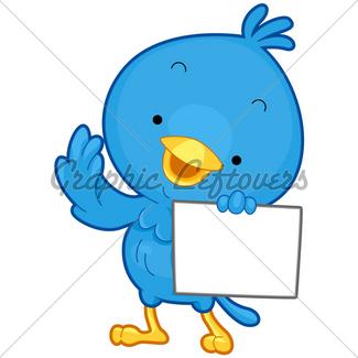 325x325 Bird Message Gl Stock Images