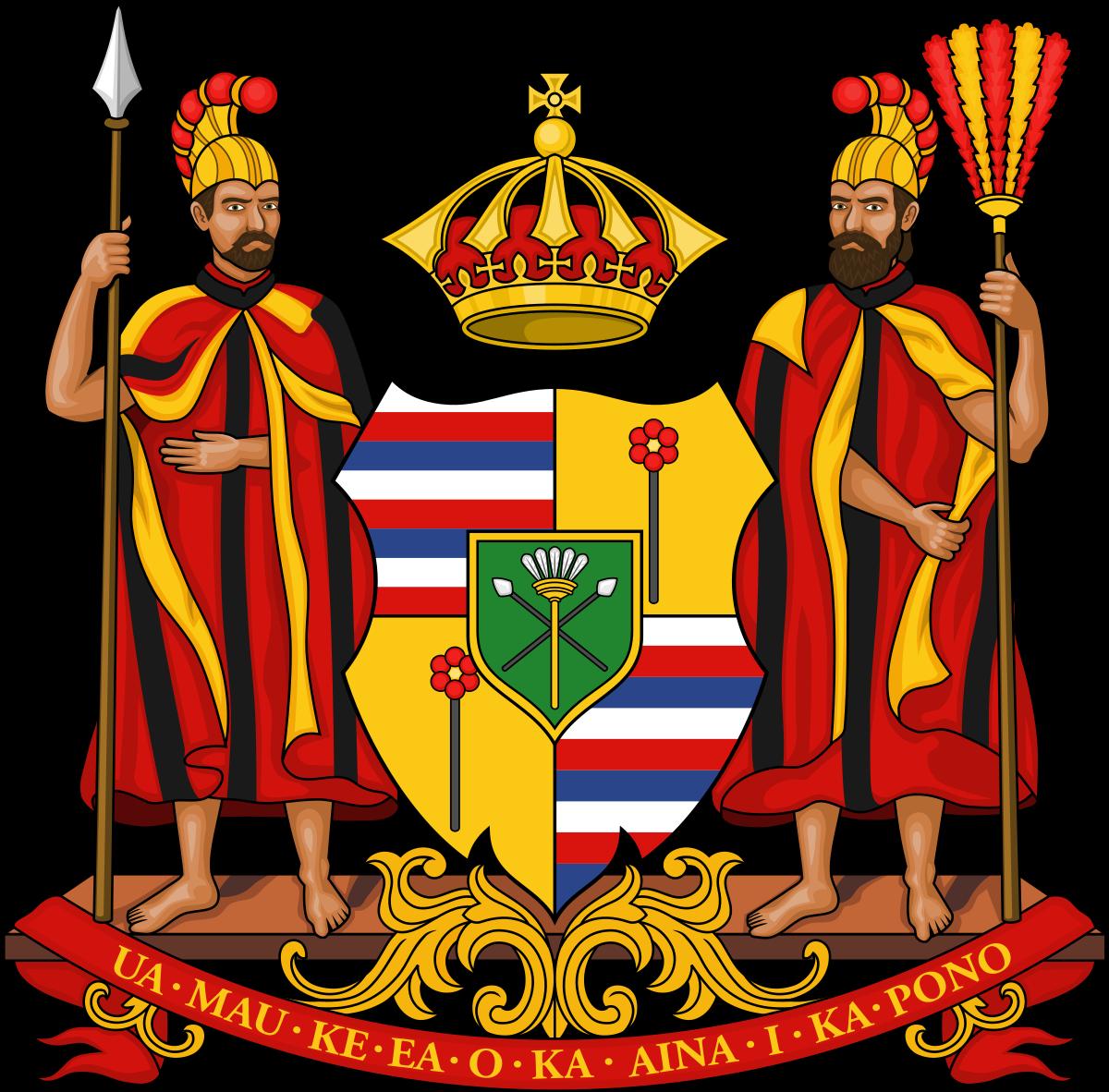 1200x1182 List of monarchs of Hawaii