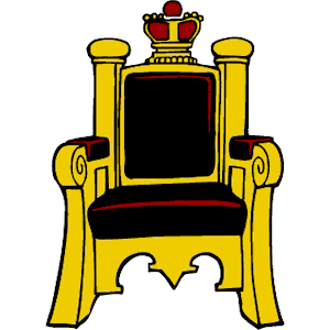 300x300 King's Chair Clipart, Cliparts Of King's Chair Free Download (Wmf