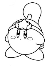 177x248 Kirby Coloring Pages Kids Books
