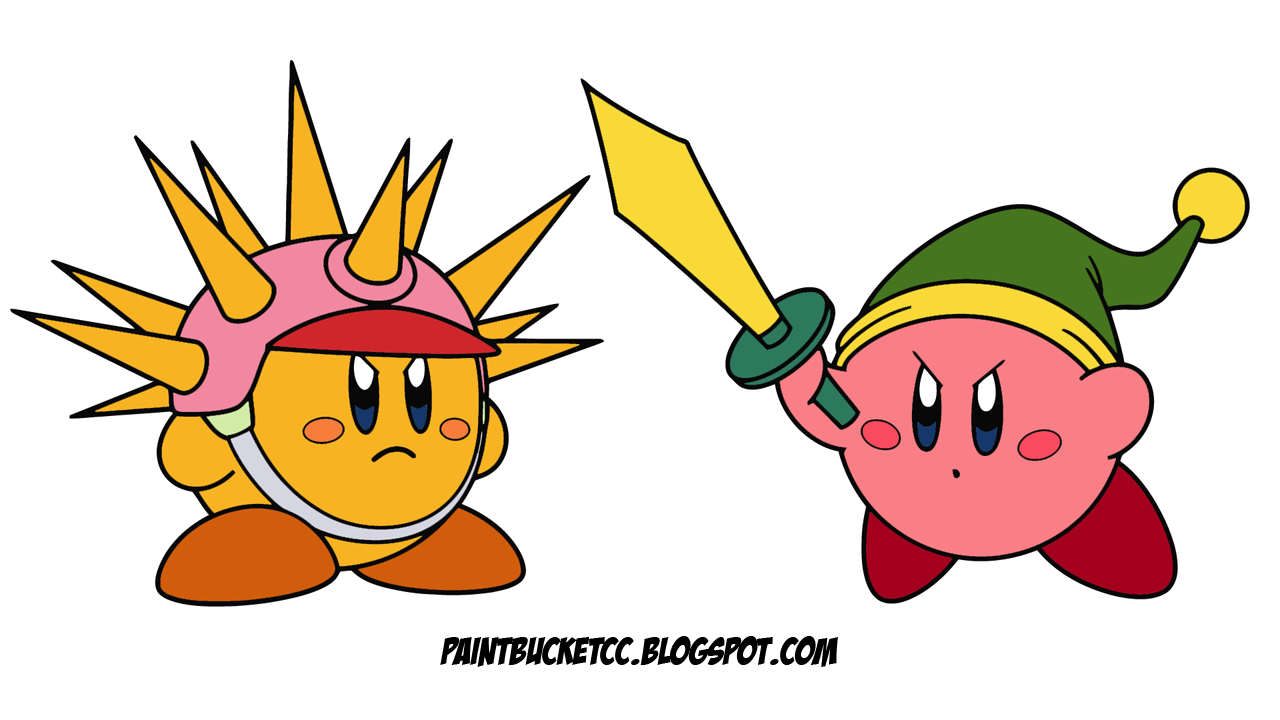 Kirby Coloring Pages Free download