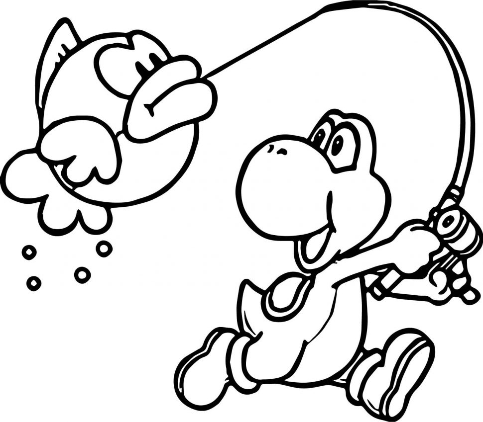970x849 Nintendo Coloring Pages Murderthestout