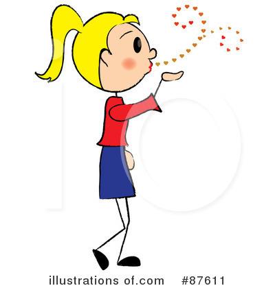 400x420 Kiss Clipart Kind Person