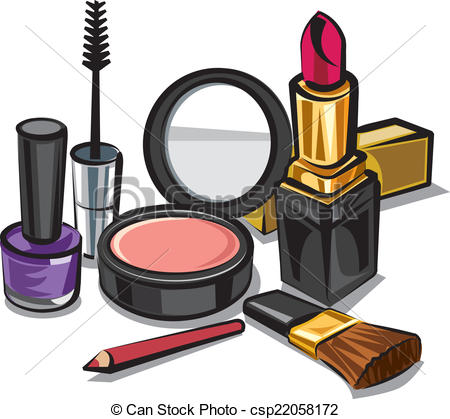450x419 Makeup Clipart Makeup Kit