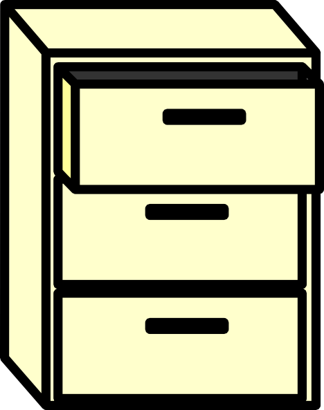 468x593 Furniture Clipart Chest Drawer