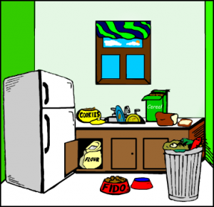 300x291 Kitchen Clipart Png