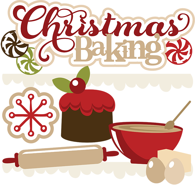 648x615 Free Christmas Baking Shopping List Christmas Baking Svg Free