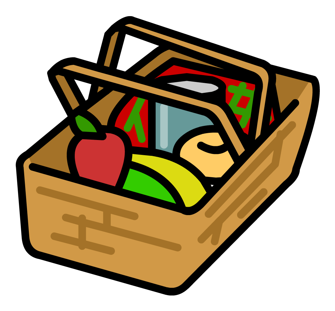 1080x1002 Best Picnic Basket Clip Art
