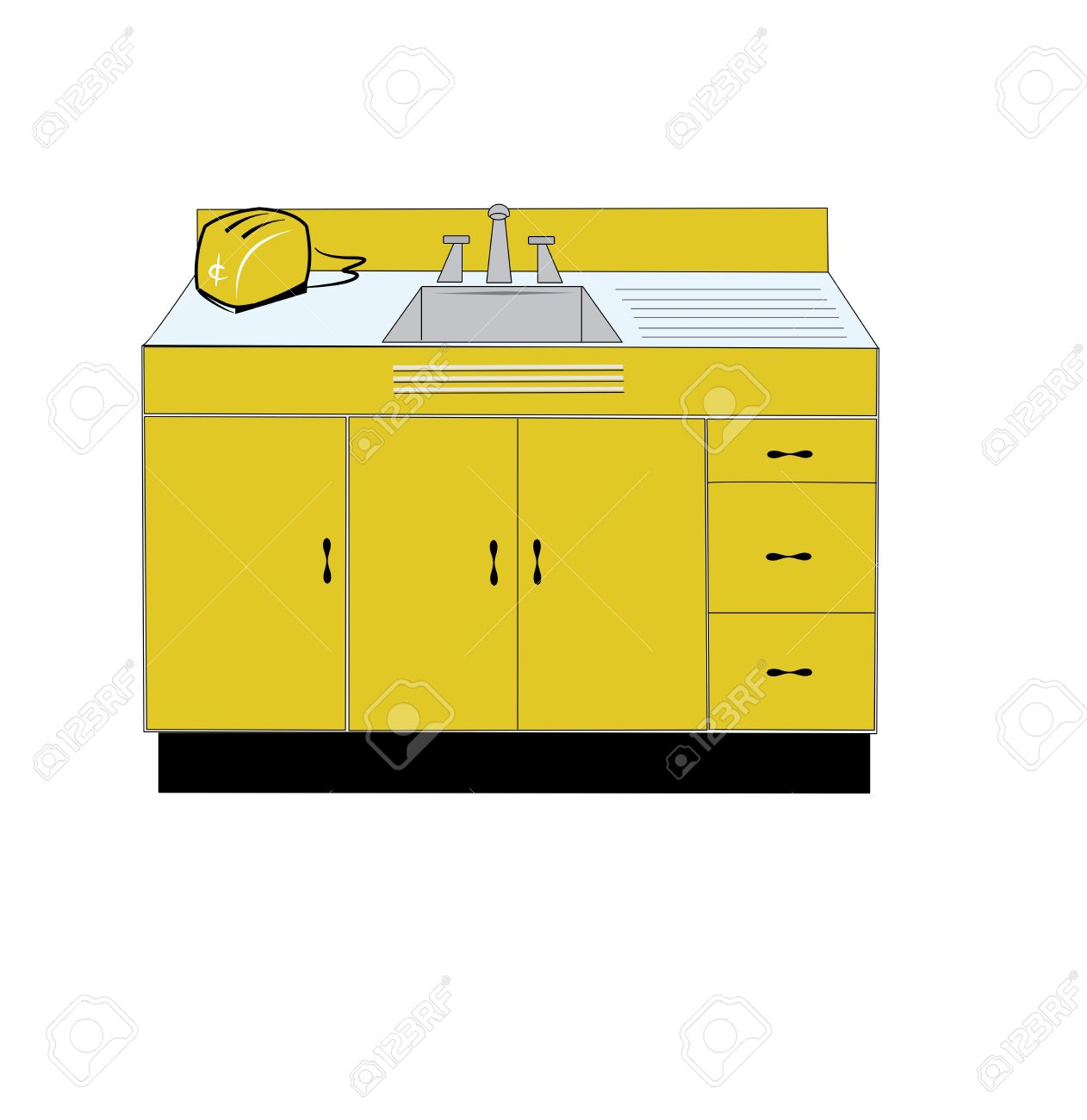 Admirable Kitchen Sink Clipart Free Download Best Kitchen Sink Home Interior And Landscaping Spoatsignezvosmurscom