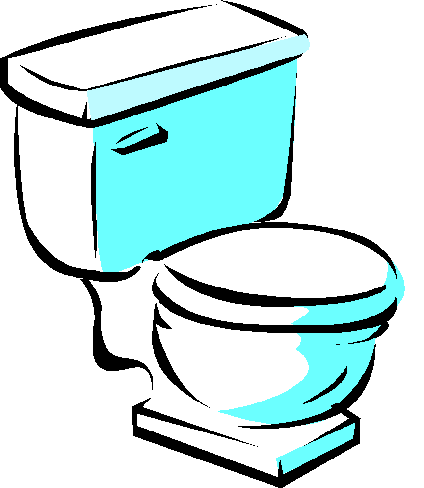 864x993 Drawn Toilet Clip Art